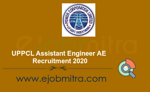 UPPCL Assistant Engineer AE Recruitment 2020
