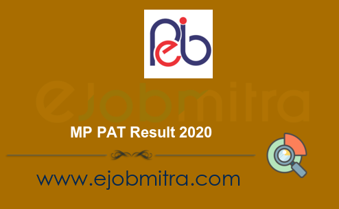MP PAT Result 2020