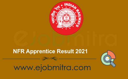 NFR Apprentice Result 2021