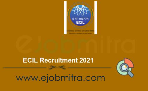 ECIL Recruitment 2021