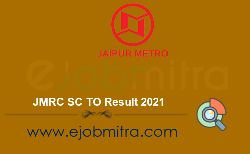 JMRC SC TO Result 2021