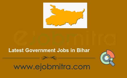 Latest Bihar Government Jobs Bihar Govt Jobs