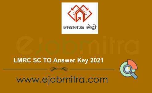 LMRC SC TO Answer Key 2021
