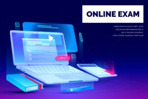 How to manage online exam